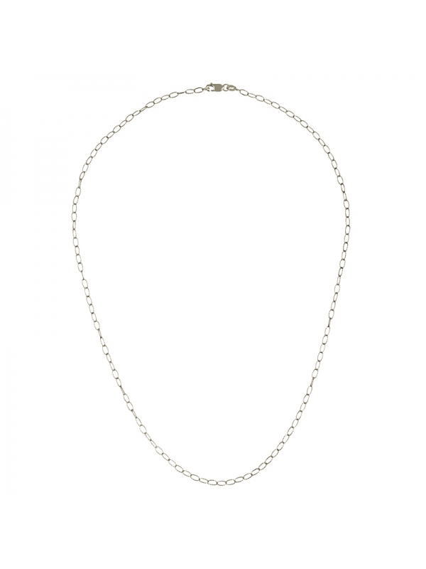 14KT Necklace White 2.5MM