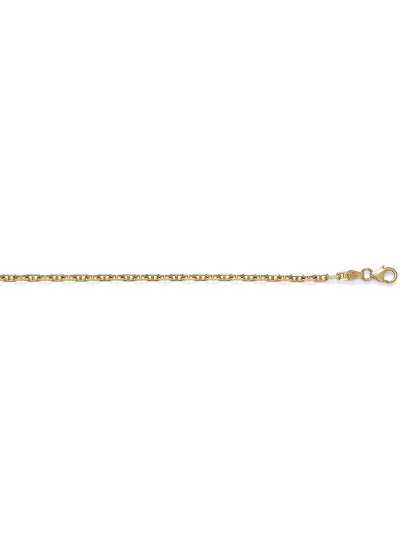 14KT Yellow Anchor 2.7mm