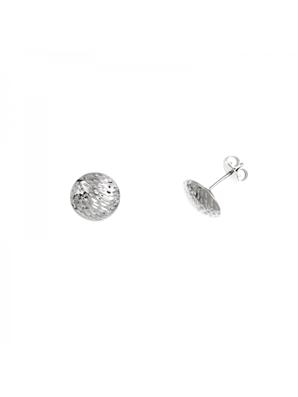 14KT White Earrings