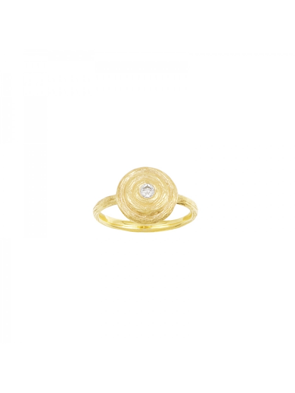 14KT Yellow Ring