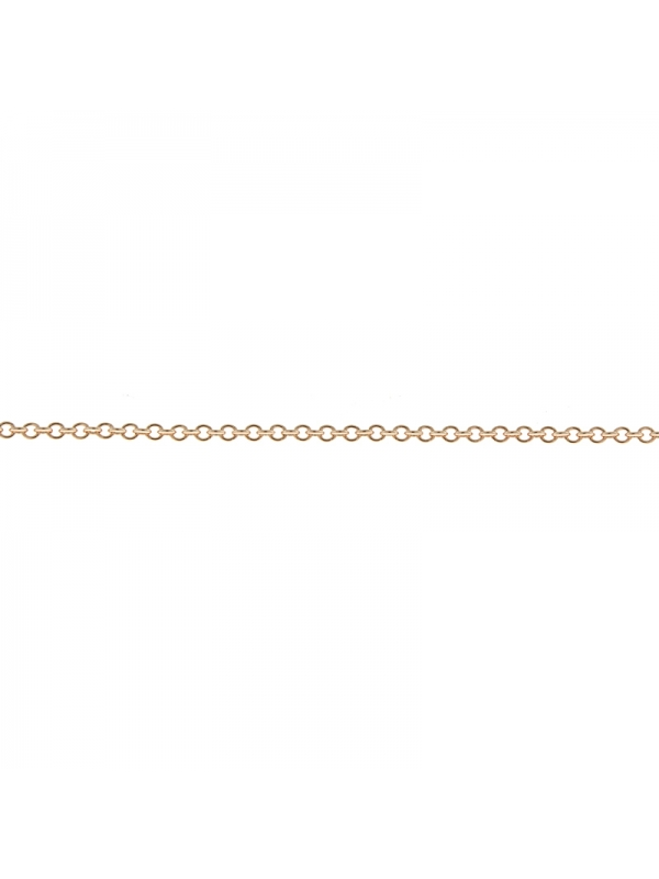 18KT Pink Cable 1.3mm