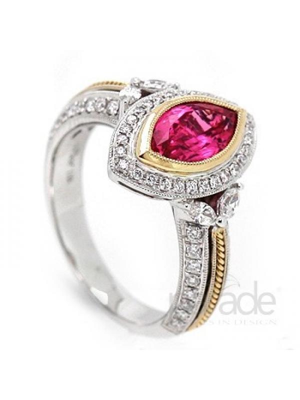 Parade Design - Engagement Ring - R2106/M3-FS2