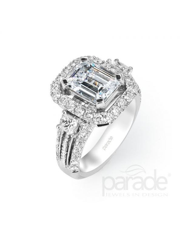 Parade Design - Engagement Ring - R2123/E1