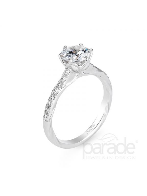 Parade Design - Engagement Ring - R2463/R1