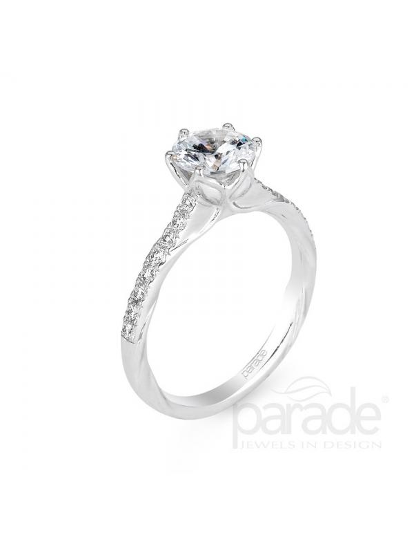 Parade Design - Engagement Ring - R2463/R1