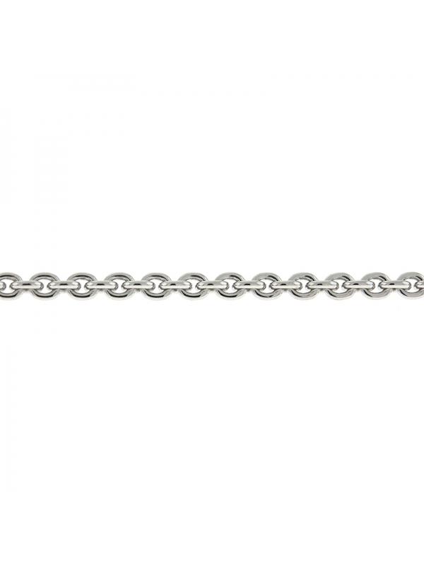 Silver Round Link 3.1mm