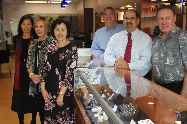 Team Affinity is a family owned jewelry business with four generations of experience.